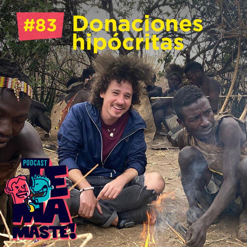 #83 – Donaciones hipócritas